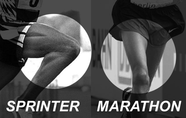 sprint-marathon