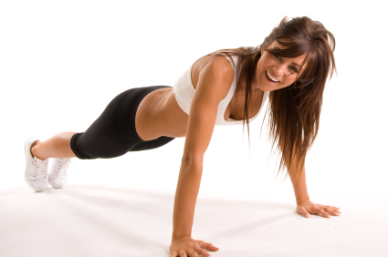women-push-up