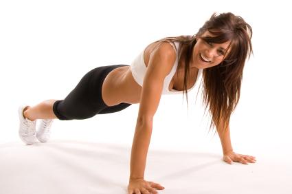 women-push-up