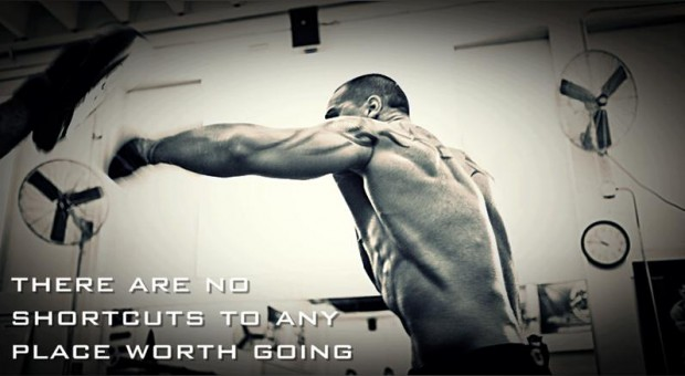 No Shortcuts to Achieve Great Physique
