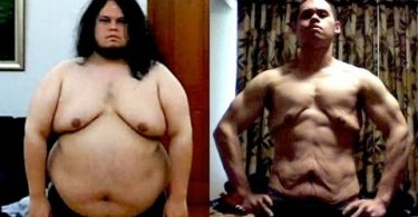 Amazing 175 Pounds Weight Loss Transformation- Meet The Man Who Never Gave Up