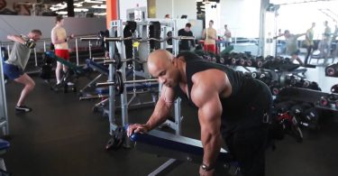 Build A Massive Back with Victor Martinez: 3 Must-Do Back Moves