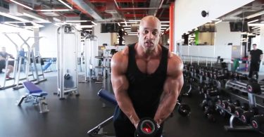 Cannonballs Shoulder Isolation Workouts with Victor Martinez