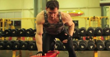 Fix Your One Arm Dumbbell Row Form with Natty Victor Costa