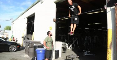 How To Perform A Bar Muscle-Up with Frank Medrano