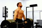 Strength Icon Dmitry Klokov demonstrates Weightlifting Style of Tabata Training